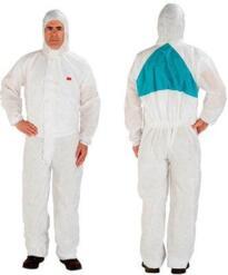 3M Type 5/6 Disposable Suit - White