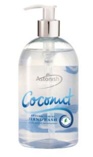 Astonish Antibacterial Hand Wash - 500ml