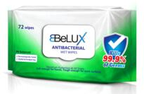 Anti-Bacterial Hand Wet Wipes - (Pkt 72)