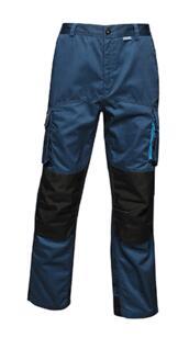 Regatta TRJ366R Heroic Cargo Trousers - Blue