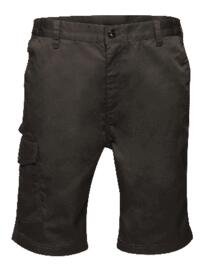 Regatta TRJ389 Pro Cargo Shorts - Black
