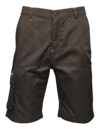 Regatta TRJ388 Heroic Cargo Shorts - Black