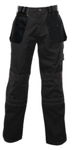 Regatta TRJ335 Hardwear Holster Trousers - Black