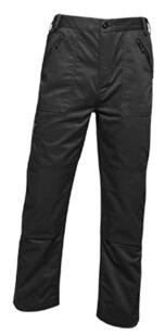 Regatta TRJ600 Pro Action Trousers - Black