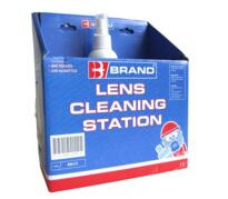 B-Brand Lens Cleaning Station - BBLCS