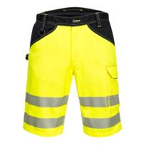 Portwest HiVis Shorts - Yellow