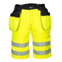 Portwest HiVis Holster Shorts - Yellow