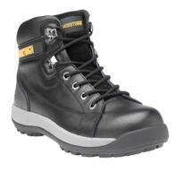 PSF 809 Worktough Hiker Safety Boot - Black