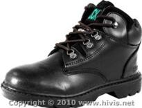 Vado Economy Ankle Safety Boot - Black
