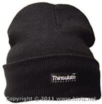 McDonalds Thinsulate Hat [Embroidered] - Black