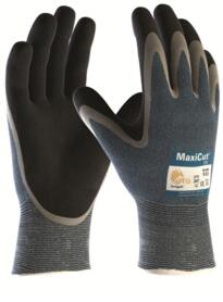 ATG MaxiCut Oil Glove - Palm coated Knitwrist Cut 4