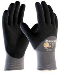 ATG MaxiFlex Ultimate Glove - Three quarter coated knitwrist