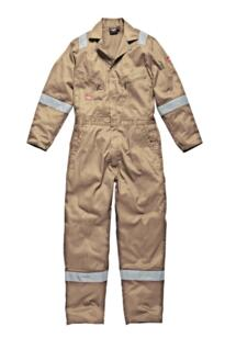 Lightweight Cotton Coverall WD2279LW from Dickies - Khaki