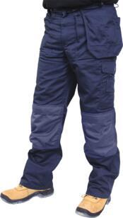 Click Premium Trousers - Navy Blue