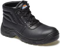 Dickies FA23330 Redland Super Safety Chukka Boots - Black