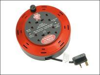 Cassette Reel 240V - 25 meter 13 amp