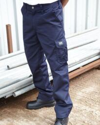 Helly Hansen Ashford Service Trousers - Navy Blue