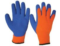 Latex Coldstar Glove - Orange