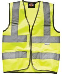 Dickies SA22007 Children's Safety Waistcoat - Yellow