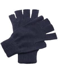 Regatta Fingerless Mitts - Navy Blue