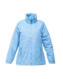 Regatta Women's Fleece-Lined Jacket - Sky Blue