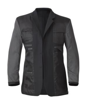 Clubclass Endurance Mens Dockland Jacket - Black