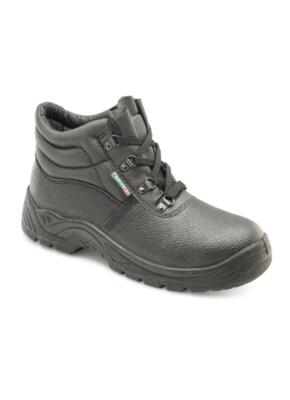 Click 4 D-Ring Midsole Boot - Black