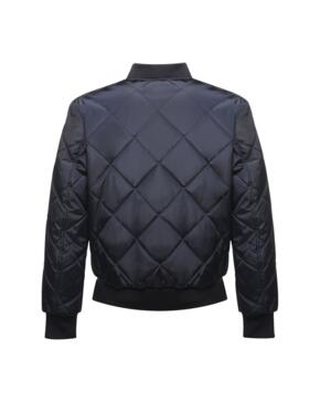 Fallowfield diamond quilted jacket by Regatta - Navy Blue
