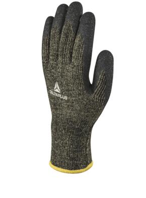 Aton Knitted Glove - (Pack of 12 Pairs) - Black