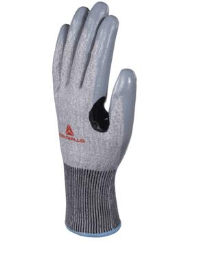 DeltaPlus Venicut 41 Knitted Safety Glove (pack of 12 pairs) - Grey