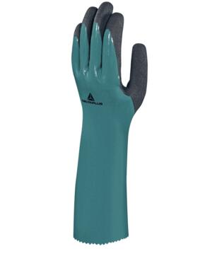 Chemsafe Nitrile Coated Glove (pack of 12 pairs) - Green