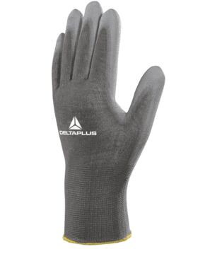 VE702GR Polyamide Knitted Glove (Pack of 10 pairs) - Grey