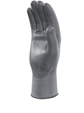 DeltaPlus Venicut 32 Knitted Glove (Pack of 12 pairs) - Grey