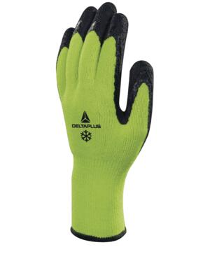 Apollon Winter Glove (Pack of 12 pairs) - Fluorescent Yellow