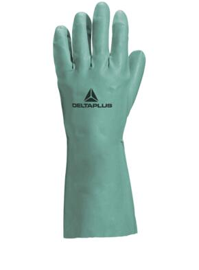 Nitrex VE802 Nitrile Gloves (Pack of 12 pairs) - Green