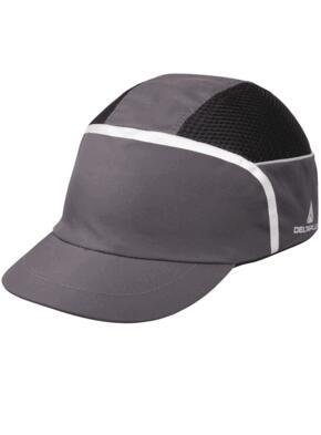 Kaizio Ergonomic Bump Cap from Delta Plus - Grey
