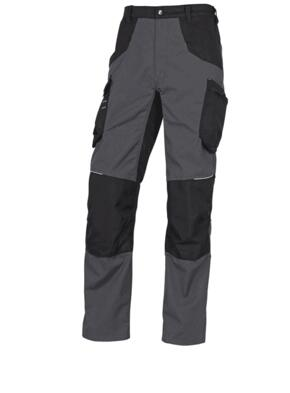 Mach Spirit Trousers from Delta Plus - Grey / Black