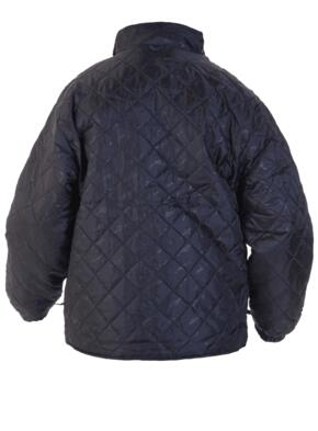 Weert Quilted Lining - Black