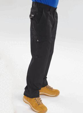 Click 9oz Workwear Trousers - Black