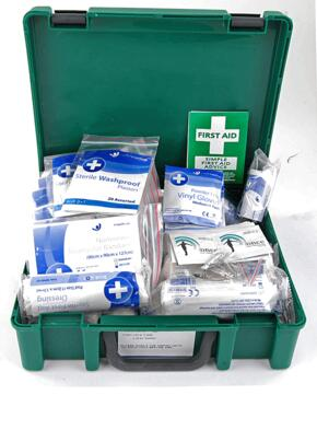 HSE First Aid Kit Small - 10 Person