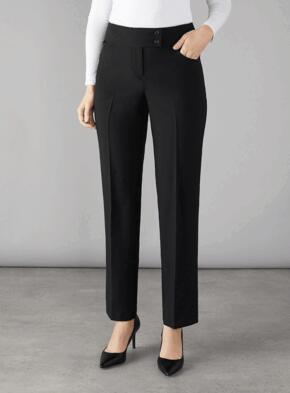 Clubclass Events Ladies Ascot Trousers - Black