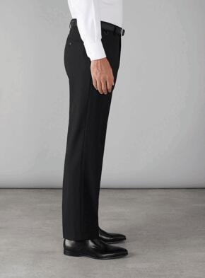 Clubclass Events Mens Olympia Trousers - Black