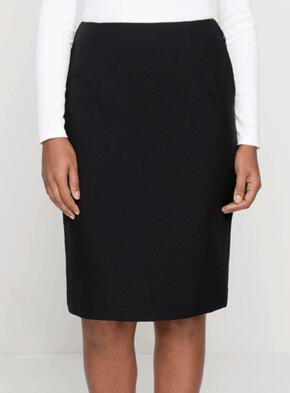 Clubclass Endurance Ladies Astoria Skirt - Black