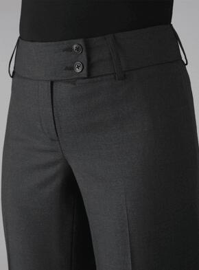 Clubclass Endurance Ladies Brompton Trouser - Black