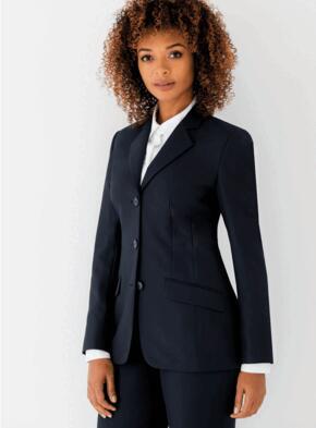 Clubclass Endurance Ladies Bankside Jacket - Black